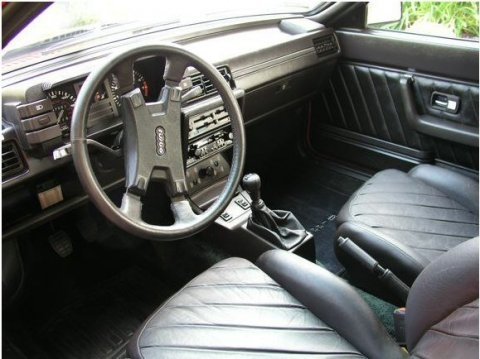 Le coup gt for Audi 80 interieur